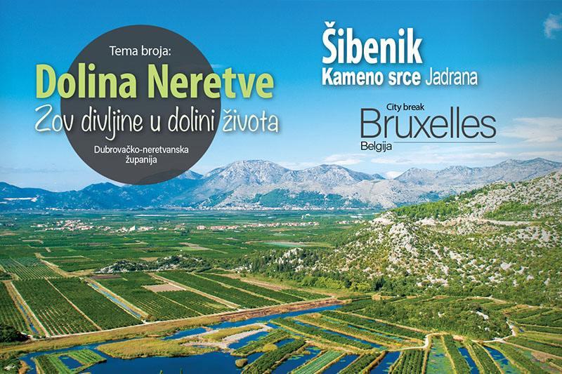 Novi tipTravel magazine ima najbolje preporuke za ljetni odmor u Hrvatskoj