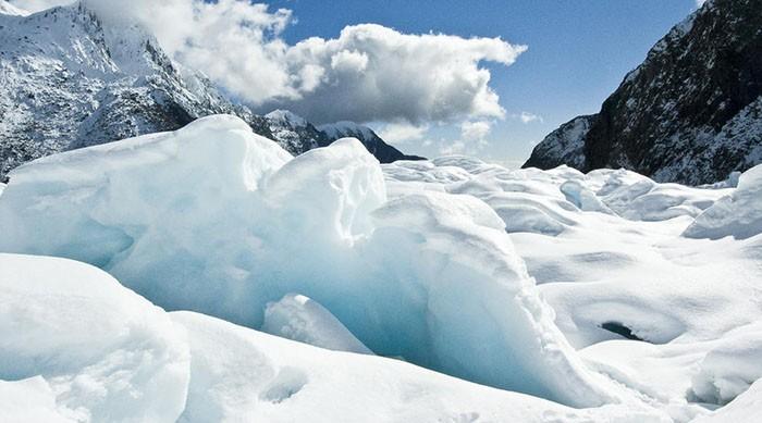 Ledeni prizori od kojih zastaje dah