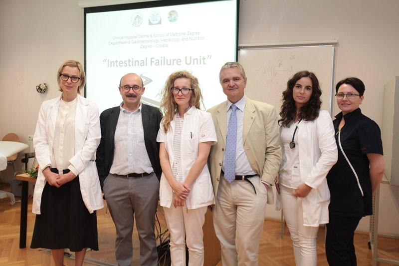 U KBC Zagreb otvorena prva jedinica za za liječenje zatajenja crijevne funkcije