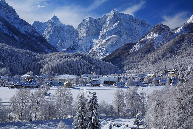 Kranjska Gora - kraljica slovenskih skijališta