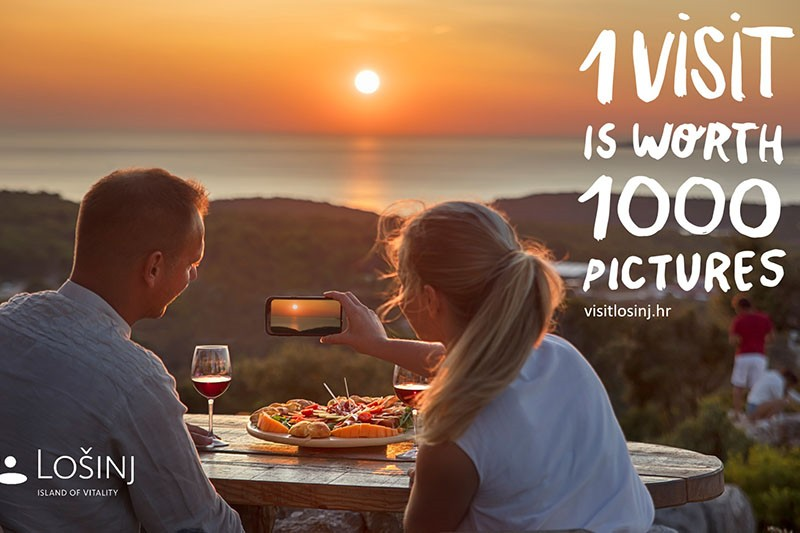 Otok Lošinj započeo godinu novom turističkom kampanjom