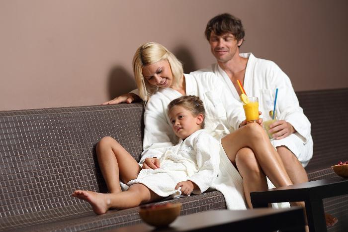 Wellness opuštanje u Termama Tuhelj za vas i vaše mališane