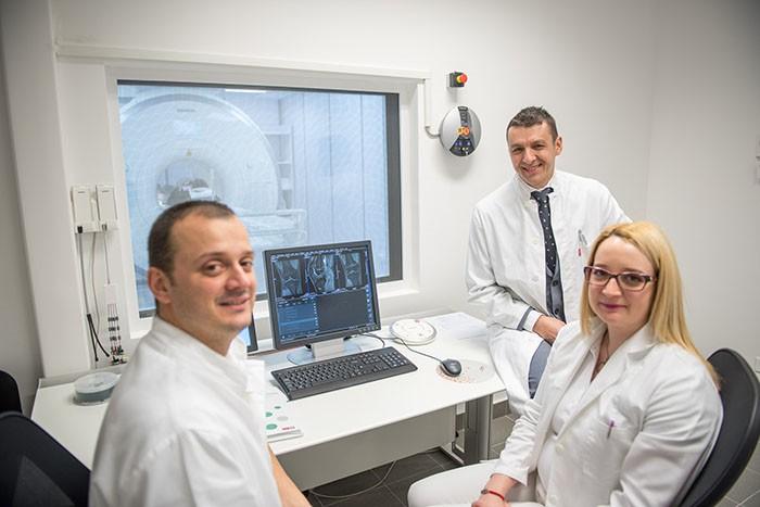 U Poliklinici Akromion predstavljen najmoderniji  uređaj za magnetsku rezonanciju