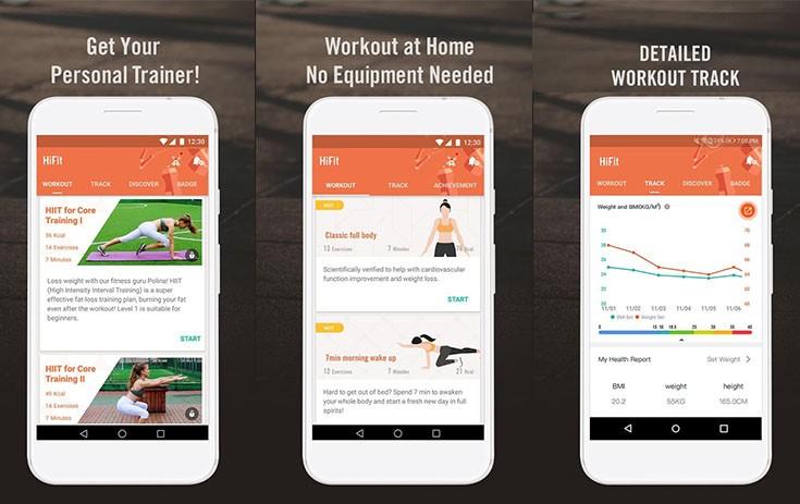 U dobroj formi: TOP 5 aplikacija za vježbanje kod kuće