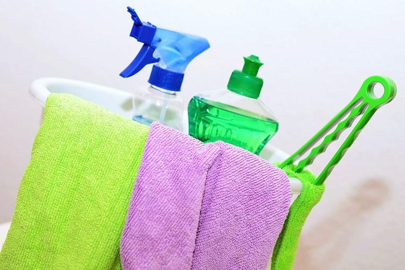 Birajte eko: Kemijska sredstva za čišćenje povezana s oštećenjem pluća