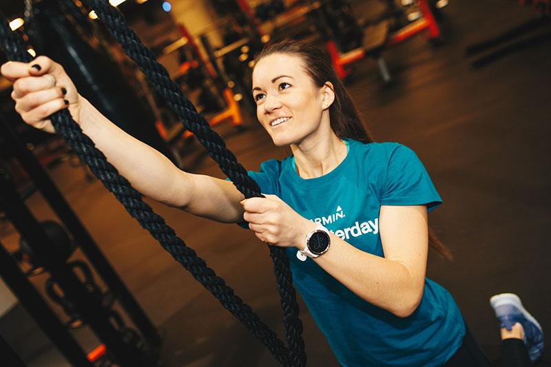 Garmin vivoactive 3 - vježbajte uz pametni sat i trošite više kalorija