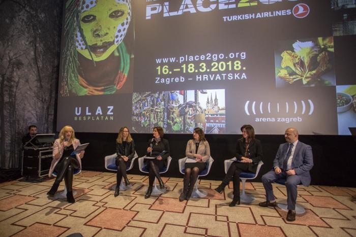 U Zagrebu predstavljen najveći do sada međunarodni sajam turizma Place2Go