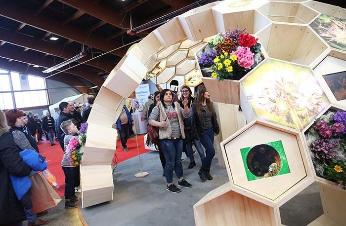 Proljeće zove u Celje - na sajmove Flora, Poroka, Altermed i ApiSlovenija