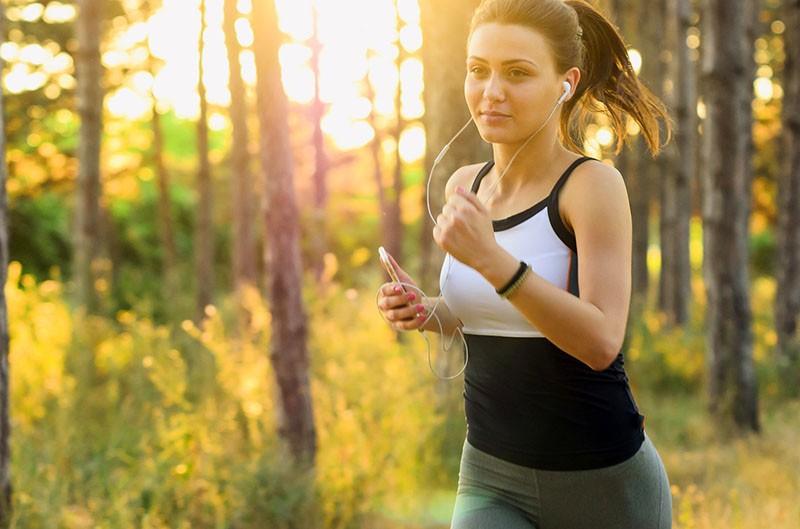 Proljeće je pravo vrijeme da počnete vježbati vani - evo i zašto