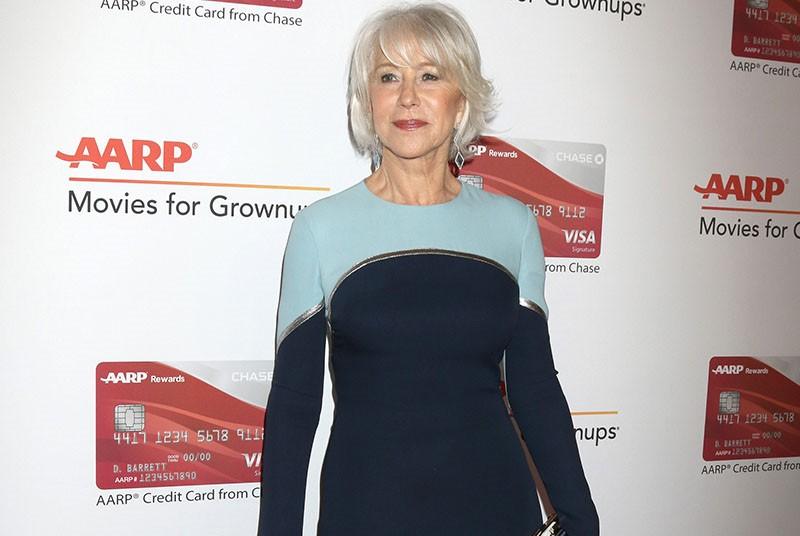 Helen Mirren: Godine su samo broj
