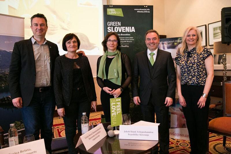 Relaxino poslovna radionica donijela je doživljaj Slovenije u srce Zagreba
