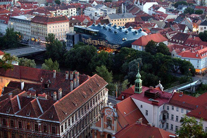 Idete na izlet u Graz? Ovih 10 znamenitosti nemojte propustiti