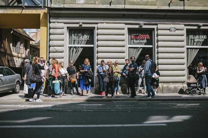 Projekt Ilica Q'ART - šaroliki spektar umjetnosti u centru grada