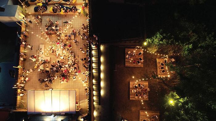 Corona Sunsets Session pop up bar - nova lounge zona za opuštena ljetna druženja
