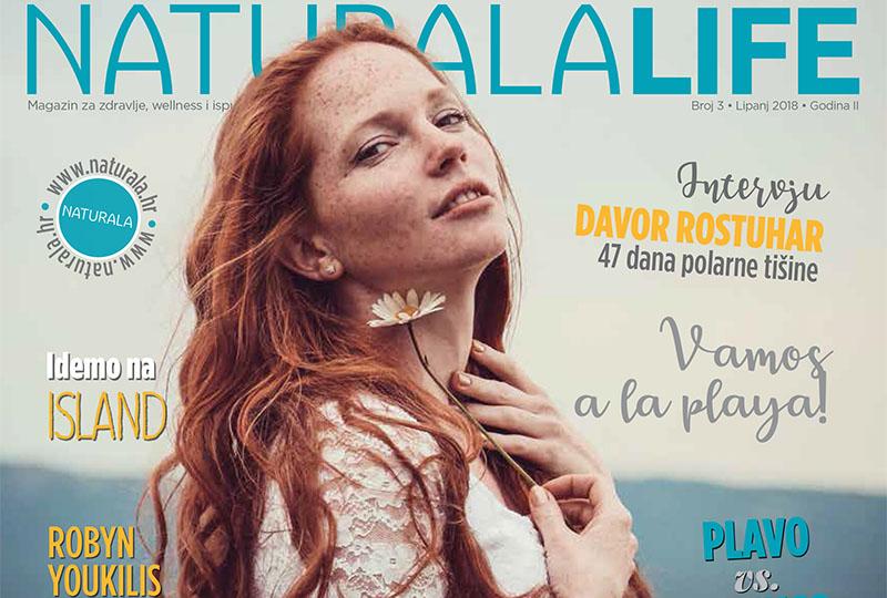 Pomičemo granice u novom broju Naturala Life magazina