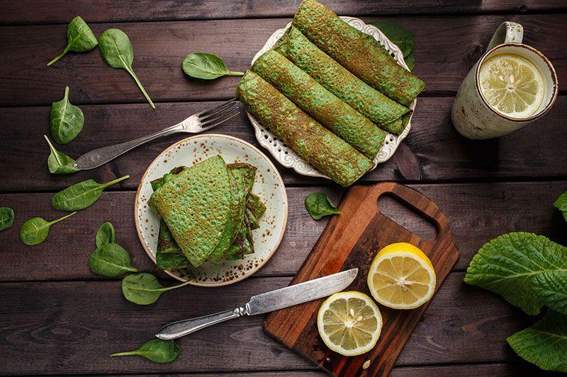 Zelene palačinke - savršeni ljetni zalogaji koje će obožavati i mali i veliki