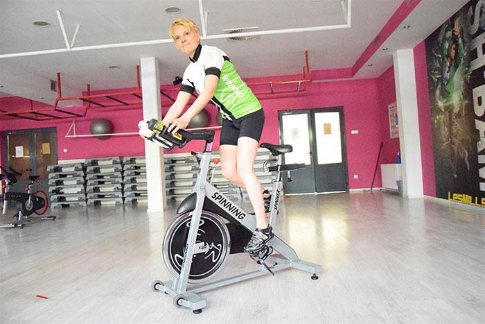 Cilj: zdravlje. Sredstvo: bicikl!