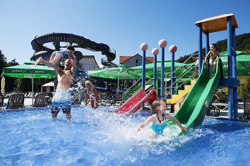 Jeste li spremni za nezaboravno ljeto u Termama Laško?