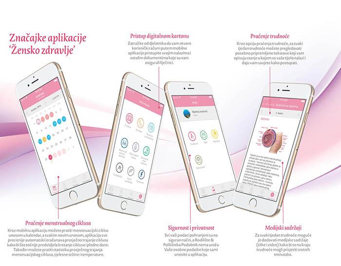 U službi zdravlja: 5 aplikacija za svaku ženu