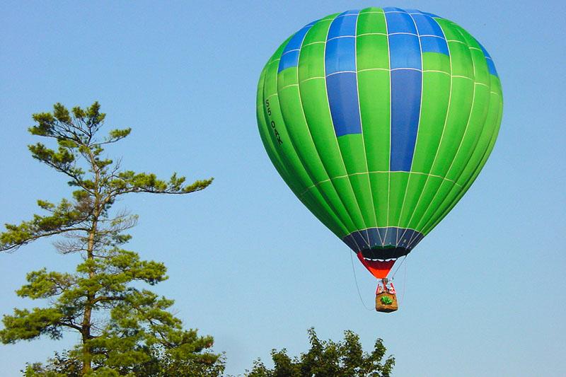 Balonom iznad Lonjskog polja: Doživite ljepote parka prirode iz ptičje perspektive