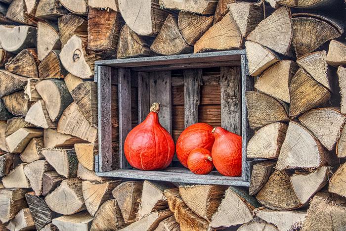 Dom u svim bojama jeseni