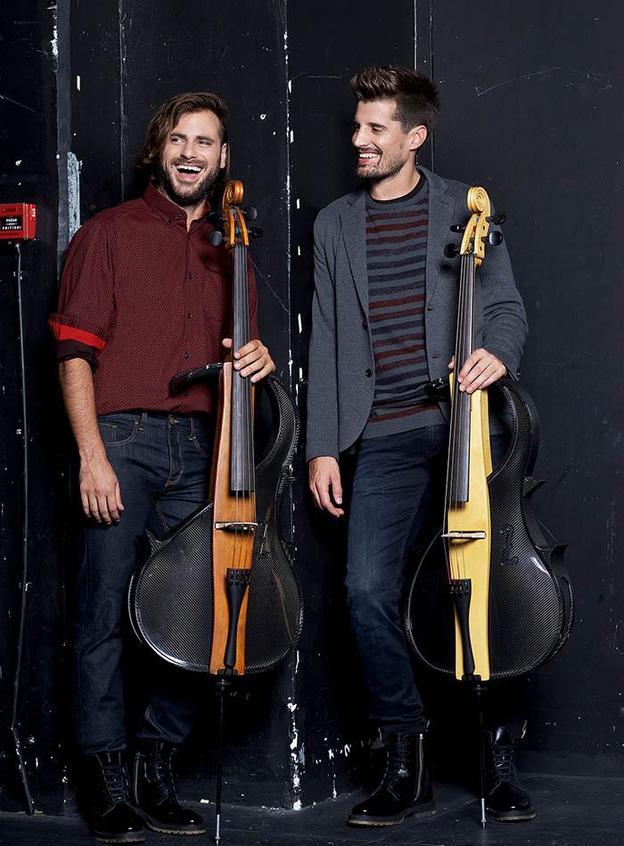 2Cellos i s.Oliver u kampanji koja utjelovljuje viziju modernog muškarca