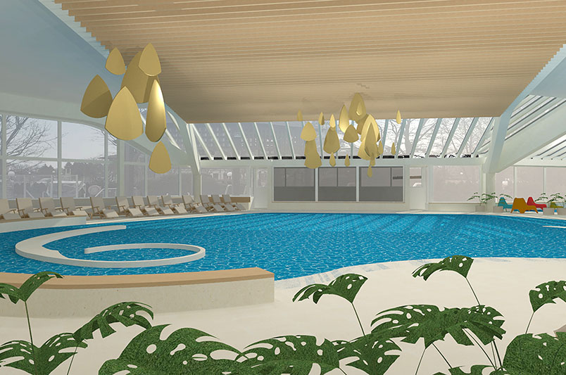 Jesen će u Hotelu Ajda obilježiti potpuno novo kupalište