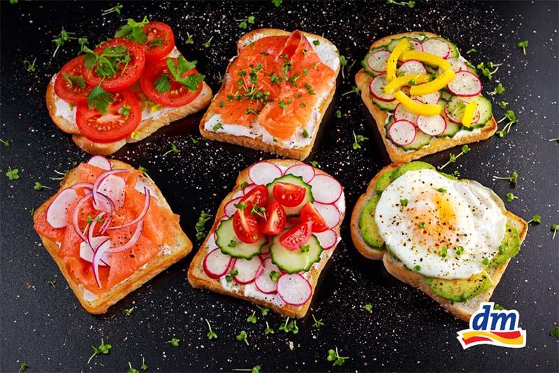 dmBio namazi - ostanite  vjerni zdravom načinu prehrane i kada je vremena malo