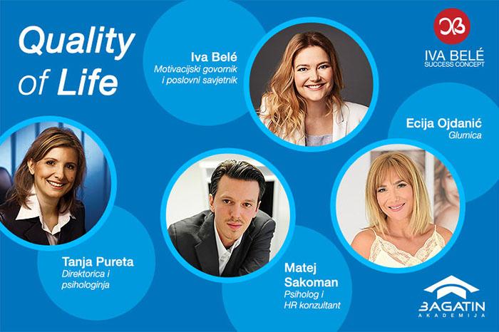 Iva Belé: Uspjeh dolazi uz 100%-tno preuzimanje odgovornosti za svoj život, misli i postupke