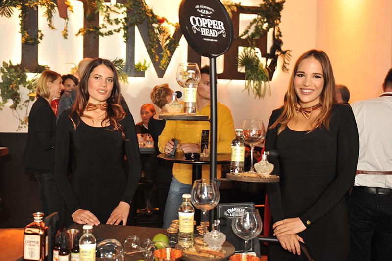 Uz večer Copperhead gina, otvorena sezona gin degustacija u Time restoranu i baru