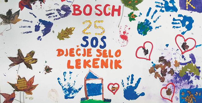 Bosch slavi 25 godina uspješnog poslovanja u Hrvatskoj
