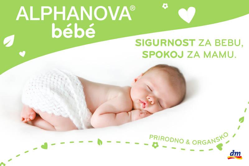 Kako odabrati prirodne proizvode za njegu vaše bebe?