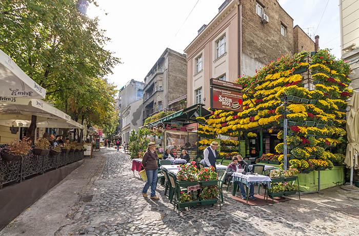 Beograd: Urbana prijestolnica Balkana