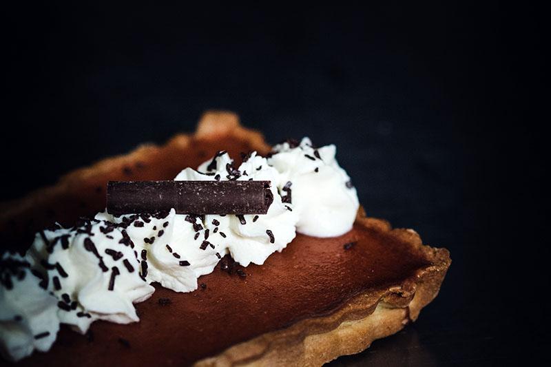 Čokoladni tart za koji se uvijek nađe mjesta