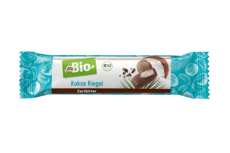 Obavijest kupcima: dm povlači proizvod dmBio kokos/tamna čokolada
