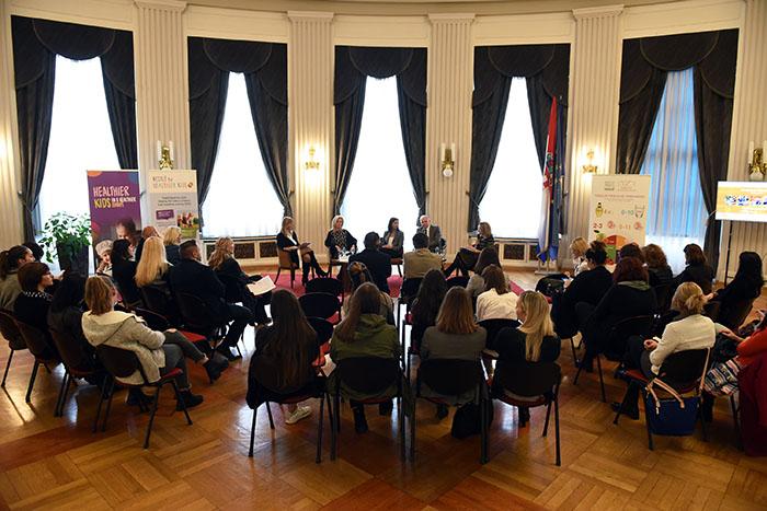 Zdravija djeca u zdravijoj Hrvatskoj - što je sve ključno za pravilan razvoj djece?