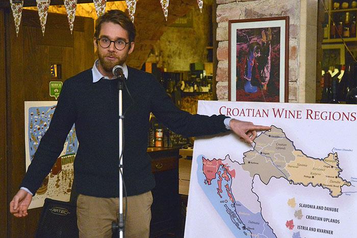 Wine Tuesday: Revija mladih međimurskih vina u Vinoteci i wine baru Bornstein