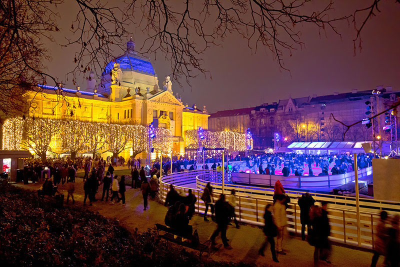 Nove lokacije, još bogatiji program: Što nas sve čeka na ovogodišnjem Adventu u Zagrebu?