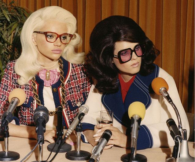 Nova Gucci kolekcija oduševit će sve ljubitelje retro looka