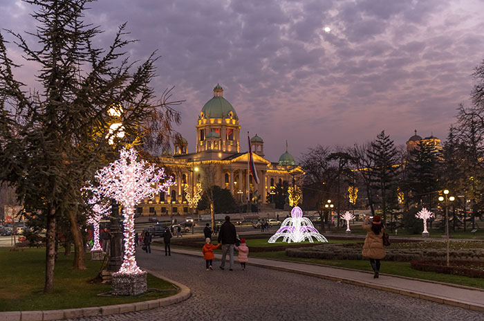Najbolja novogodišnja zabava je u Beogradu