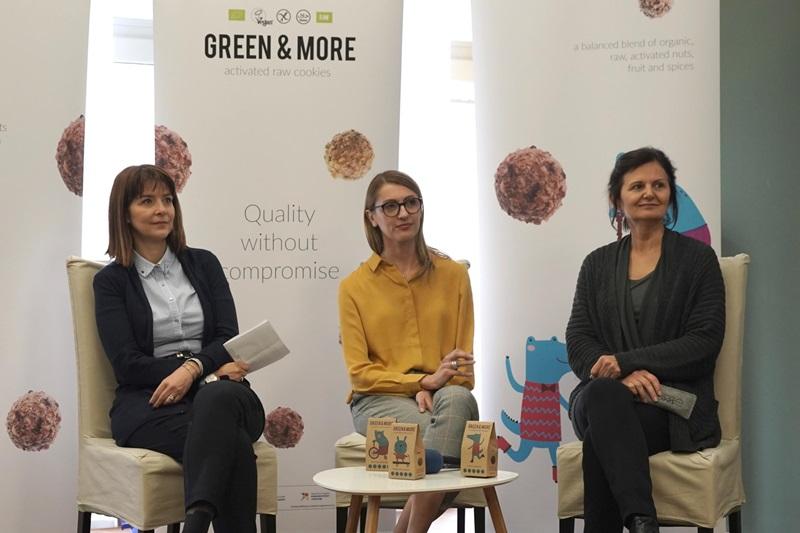 Green&More: Nova linija prehrambenih proizvoda