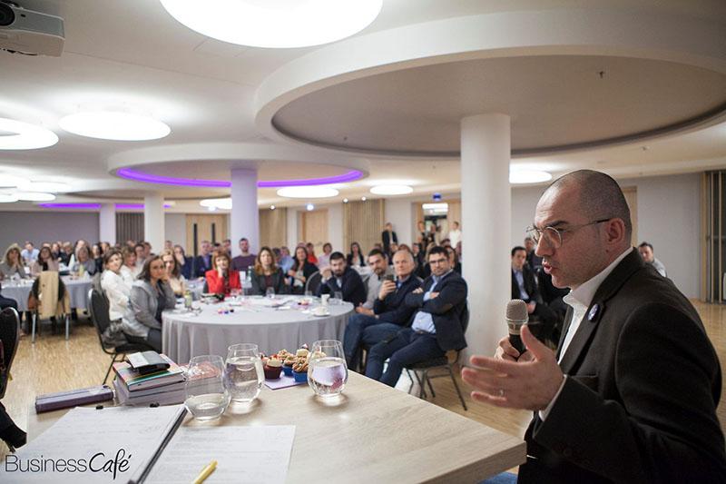 Jubilarni 50. Business Cafe u Zagrebu: O kulturi uspjeha