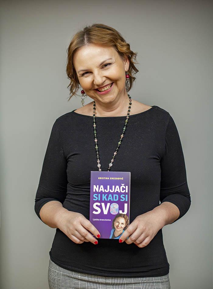 Kristina Ercegović: 'Konferencija Ljubav – Kg – Novac je za sve koji žele učiti, biti zdraviji i financijski slobodni'