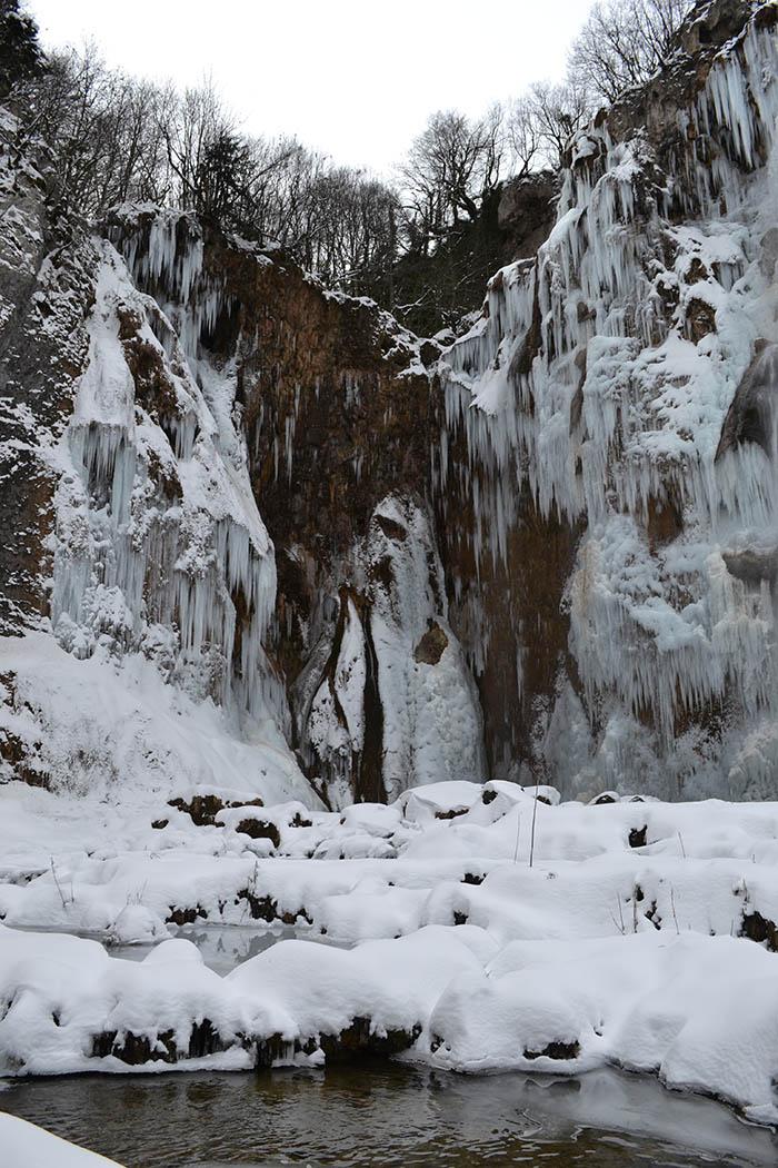 Ledeno kraljevstvo na Plitvicama ostavit će vas bez daha