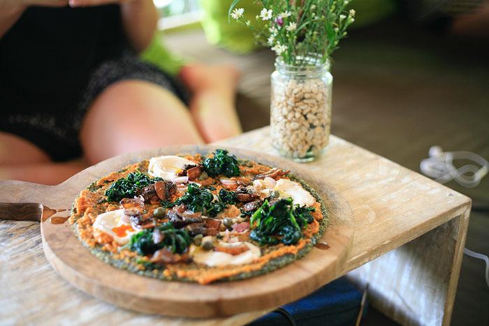 5 savjeta za zdraviju pizzu (i recept za bezglutensko vegansko tijesto za pizzu)