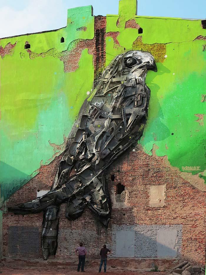 Plastika pronalazi drugi život u radovima portugalskog umjetnika