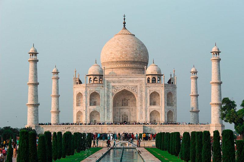 VIDEO: U Indiji je izloženo svih sedam čuda svijeta - napravljenih od recikliranih materijala