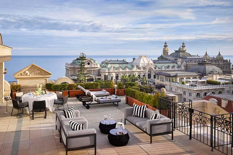 Hotel Metropole Monte Carlo: Rajski vrt na obalama Mediterana