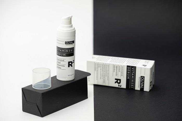 Vitaminski serum C, Vitaminski serum R2 i Peptidni serum P - nove zvijezde Olival kozmetike