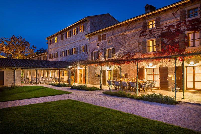 Meneghetti Wine Hotel: Istarska oaza luksuza među vinogradima i maslinicima